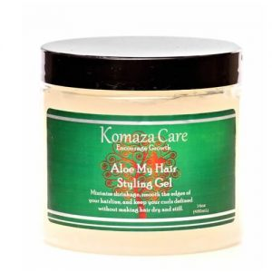Aloe My Hair Styling Gel